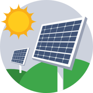 Bay Area Solar Logo